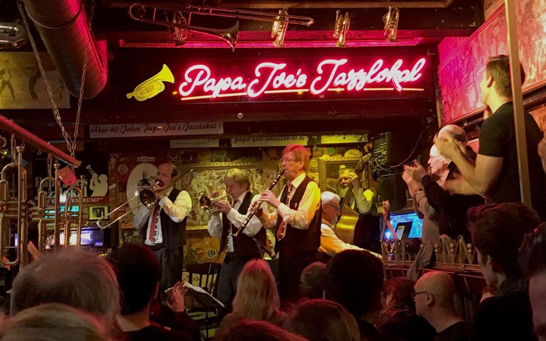 Cologne Places: Papa Joe's Jazz Bar