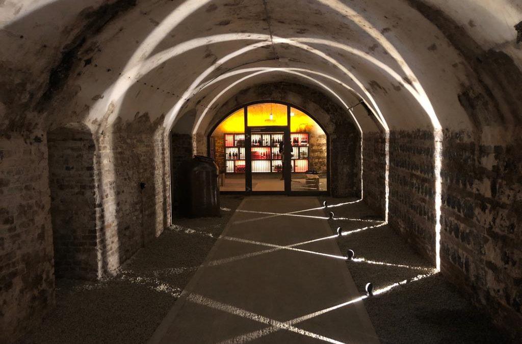 Cologne's hidden gems: die wineBANK