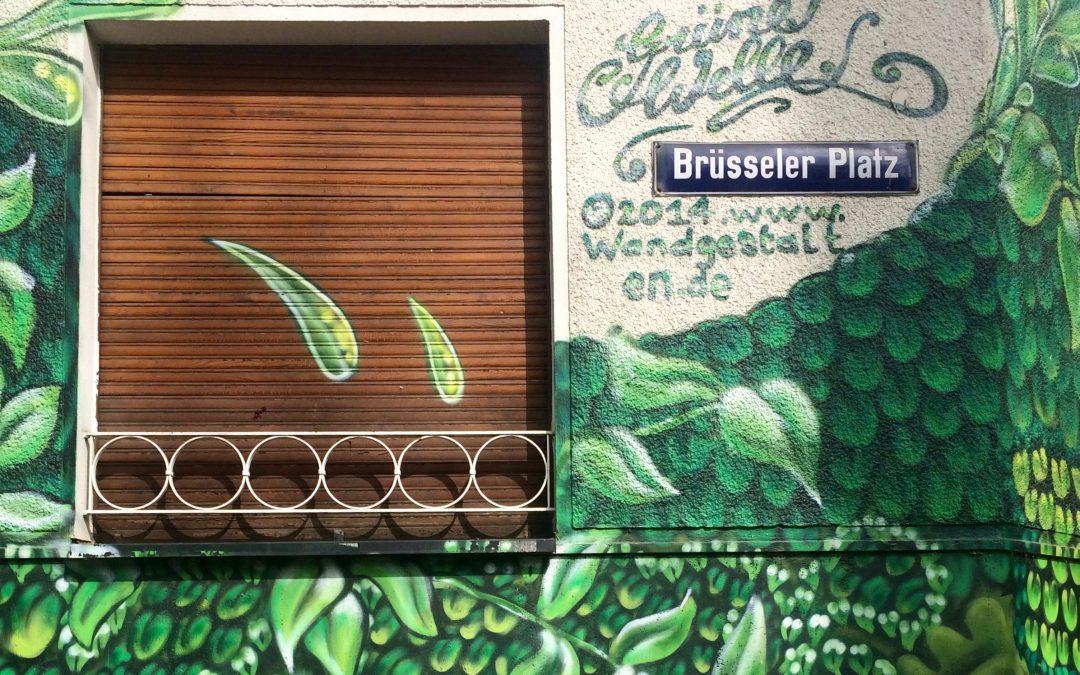 Hipster Cologne: Belgian Quarter & Le Tour Belgique