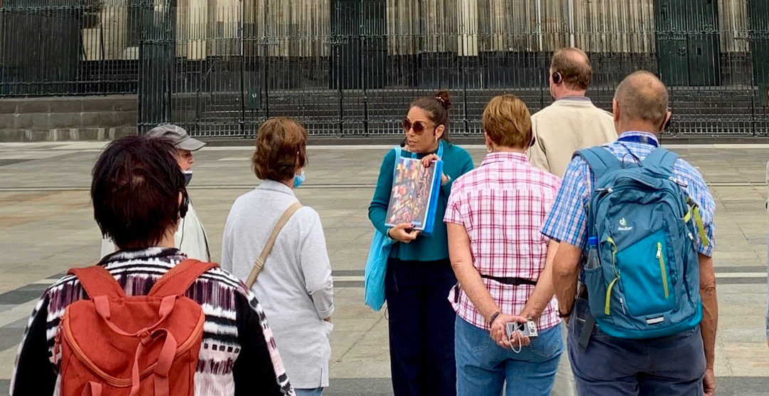 Cologne old town walking tours start again!